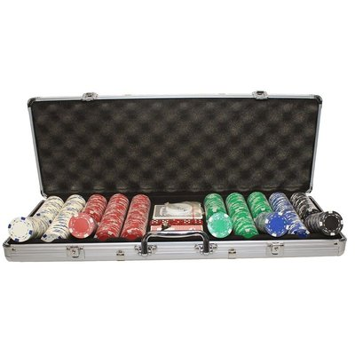 Ace Jack 500 pokerset