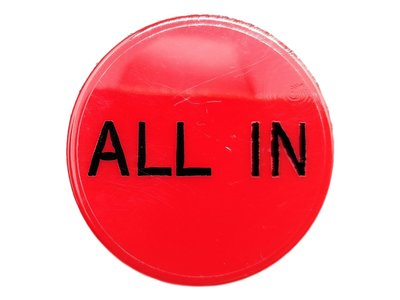 All In Button Poker